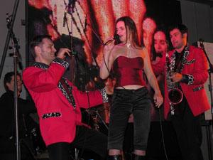 Rock & Roll party a Pedrofon zenekarral