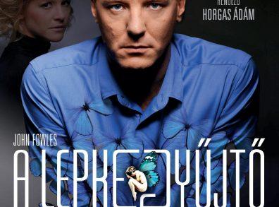 Bereczki Zoltán: A Lepkegyűjtő plakát