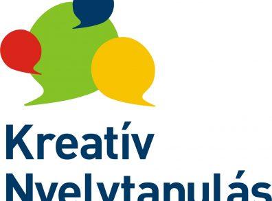 Kreatív nyelvtanulás logo