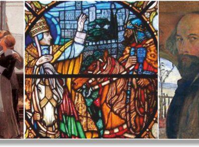 Szecessziós mesterek: Nagy Sándor üvegablak-művészete