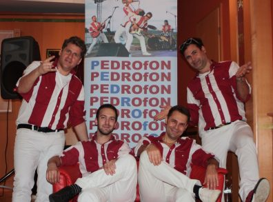 Rock & roll party a Pedrofonnal
