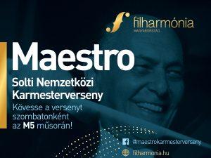 Maestro Solti Nemzetközi Karmesterverseny
