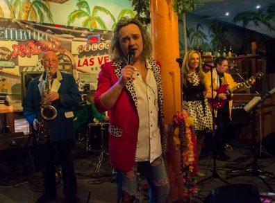 Luxemburg Rádió Zenekar Rock'n' roll party