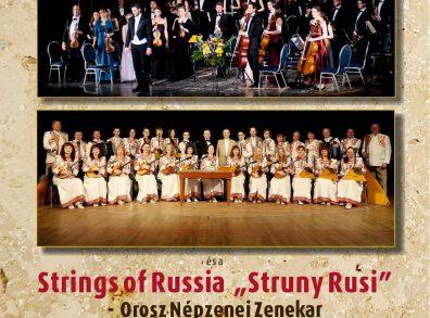 A Vác Civitas Szimfonikus Zenekar és a Strings of Russia koncertje