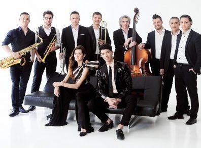 Group'n'Swing koncert - ELMARAD!