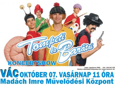 Tompetis show