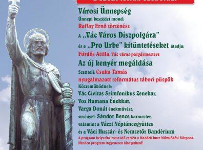 Aug 20. ünnepség plakát