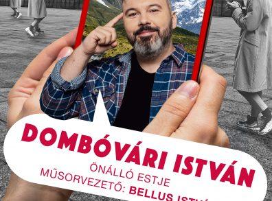 Dumaszínház - Dombóvári István