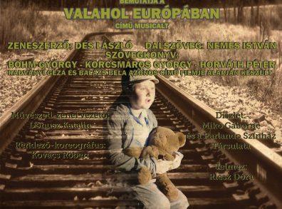 Parlando Ifjúsági Bérlet: II. Valahol Európában