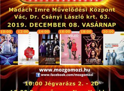 MozgóMozi - december
