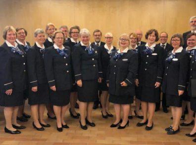 Finnair kórus
