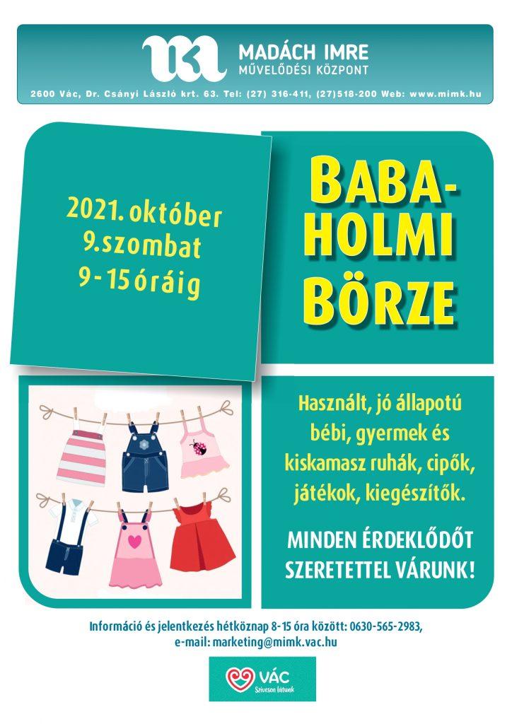 bababörze plakát