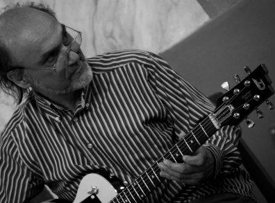 Szabó Sándor zeneszerző, gitáros
